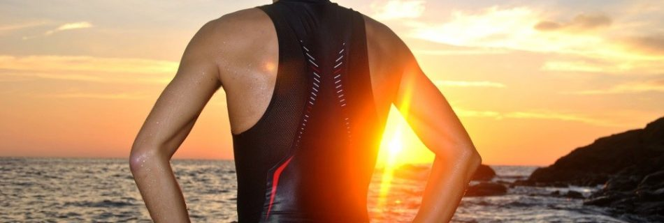 Soles up front wetsuit